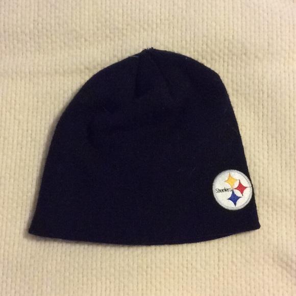 steelers winter hats